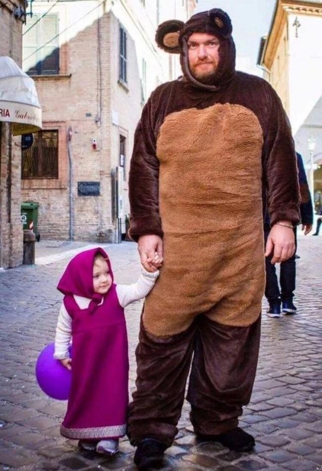 還是外國人會教育孩子,外國的爸爸太逗太有愛了,想要這樣的爸爸