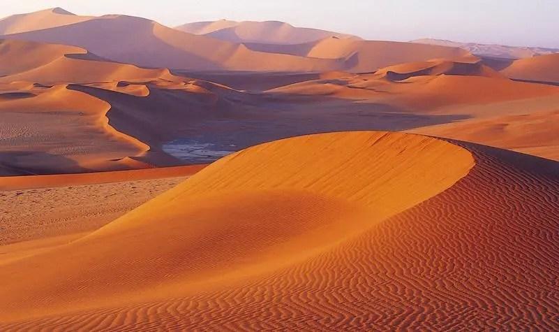 世界最熱的撒哈拉沙漠下雪是怎麼樣的,你見過嗎?