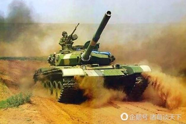 俄專家說漏嘴曝光二炮最強悍的王牌坦克,嚇得美日倒吸一口涼氣!