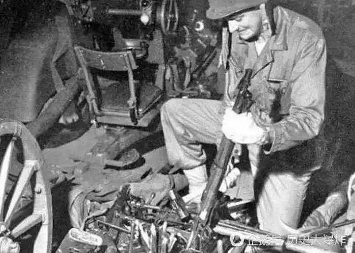 二戰時日軍的武器有多爛?被美國人繳獲後竟當垃圾一樣扔