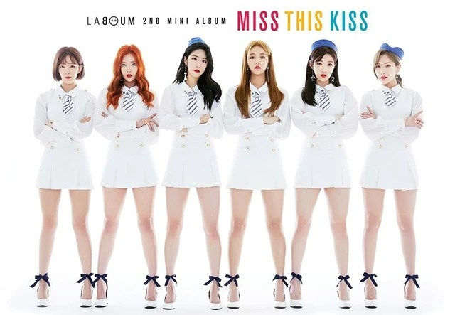 LABOUM迷你二輯《MISS THIS KISS》曲目表及收錄曲音源試聽公開