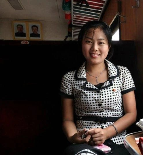 很多朝鮮美女進入遼寧丹東,說喜歡中國人,想要嫁給中國男人
