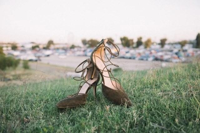 綁帶波紋+復古穆勒?柯契拉音樂節就該穿它們腳踏五彩祥雲!