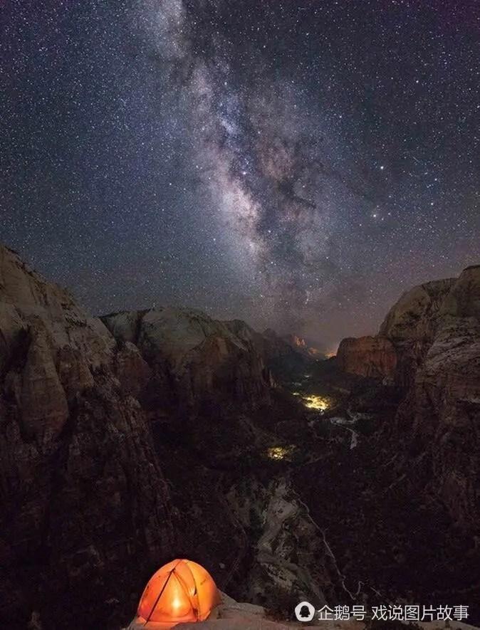 令人驚艷!美國攝影師拍攝的嘆為觀止的壯美風景圖