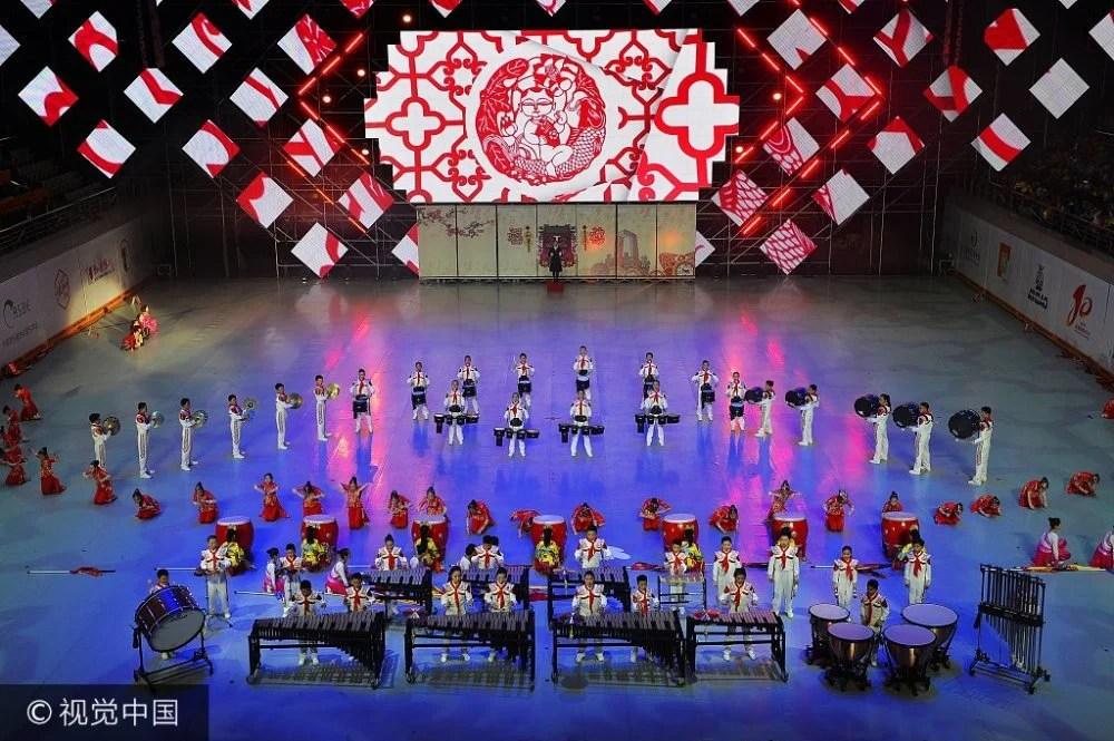 2017年上海之春國際音樂節管樂藝術節開幕