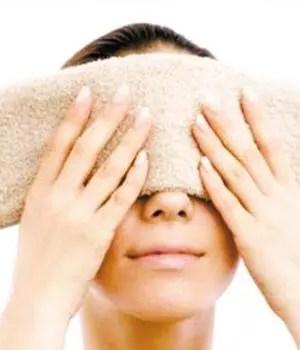 黑眼圈讓你丑出新高度!只要這樣做,你就再也看不到它了!