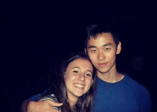 林依輪的大兒子時隔《變形計》2年後,如今17歲交了個外國女友