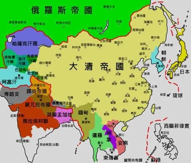 統治中國時間最長的皇帝,因其沒有做一件事,讓中國損失很多領土