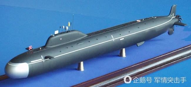 亞森級噪音相當於拖拉機?號稱讓敵潛艇臨死才知遭襲
