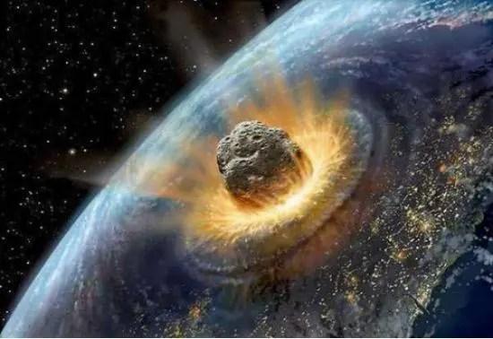 霍金預言2023小行星撞擊地球,威力相當於3千顆核彈