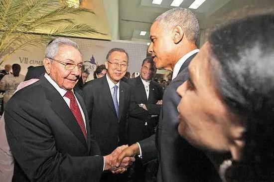 一握泯恩仇?——美國與古巴的百年恩怨