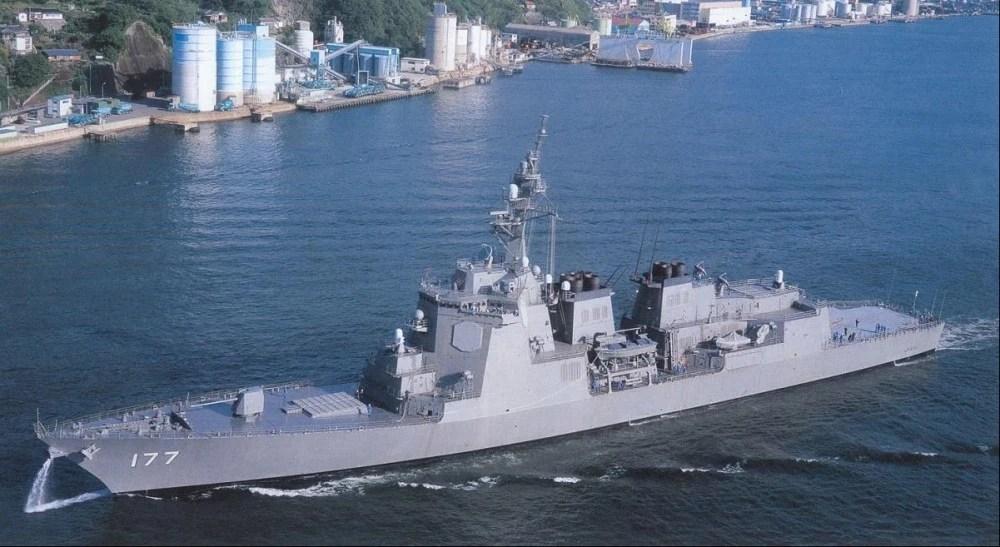 「他」竟然是第一,中國第幾呢?——外媒評世界十大頂級驅逐艦