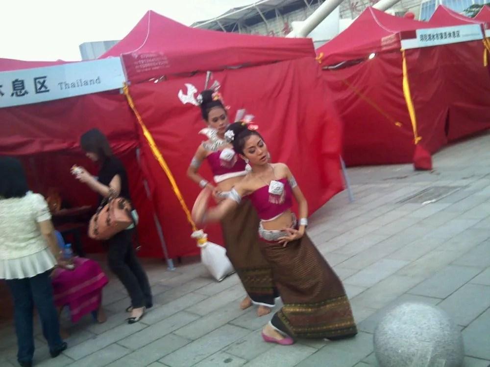泰國美女:街拍各種泰國美女,讓人傻傻分不清究竟是美女還是人妖