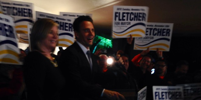 Fletcher does not concede mayor's race with 34,000 ballots to be counted