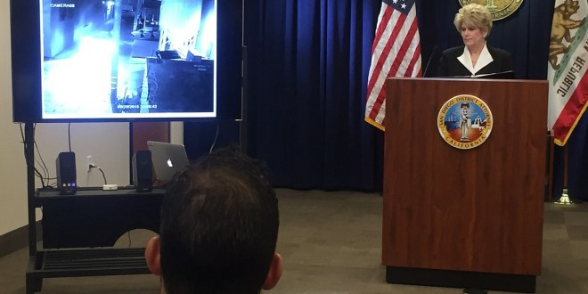 District Attorney releases San Diego police shooting video