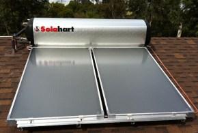Sun shines in San Diego, but few install solar hot water