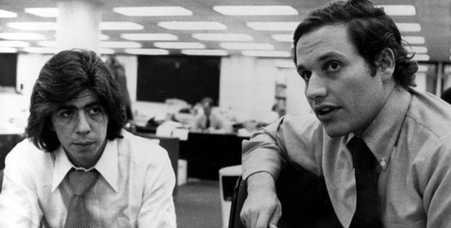 Woodward and Bernstein inspired a generation of journalists