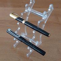 6 Pen Acrylic Fountain Pen Holder - InexPens