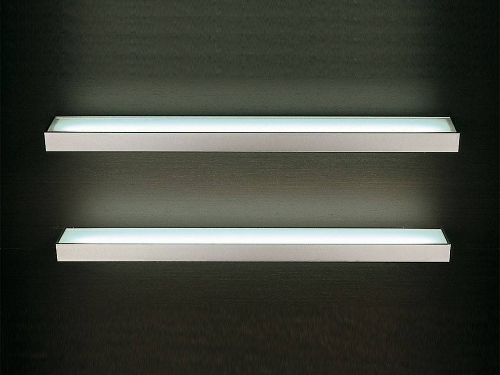 Wandregal Retro Etagere Led