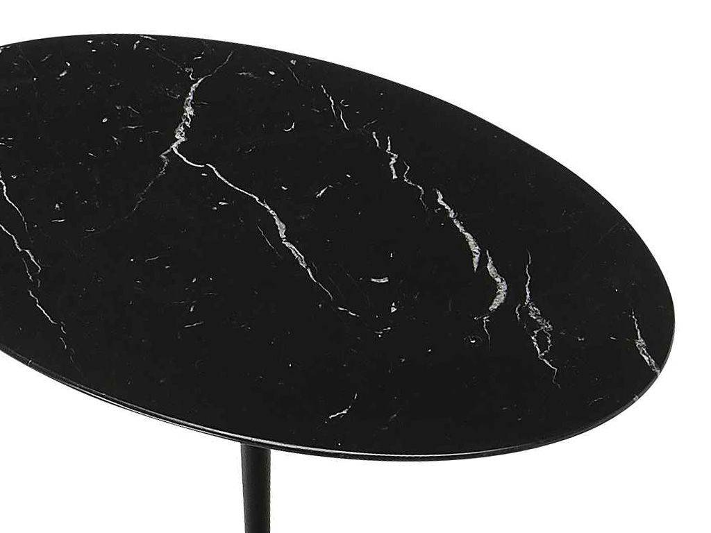 Table Ovale Saarinen Table Ovale Tulip Saarinen 60x40