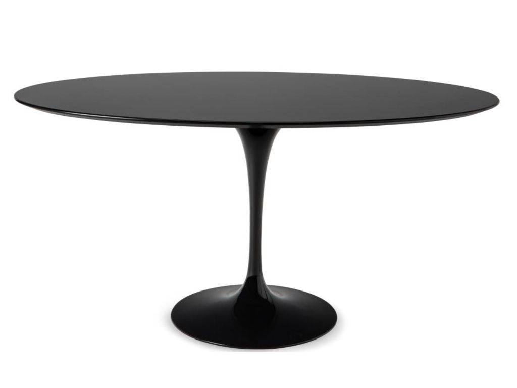 Table Ovale Saarinen Table Ovale Tulip Saarinen 140x80