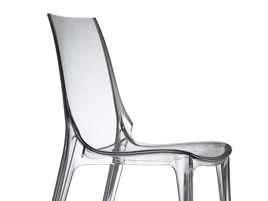 Stuhl Transparent Vanity Chair