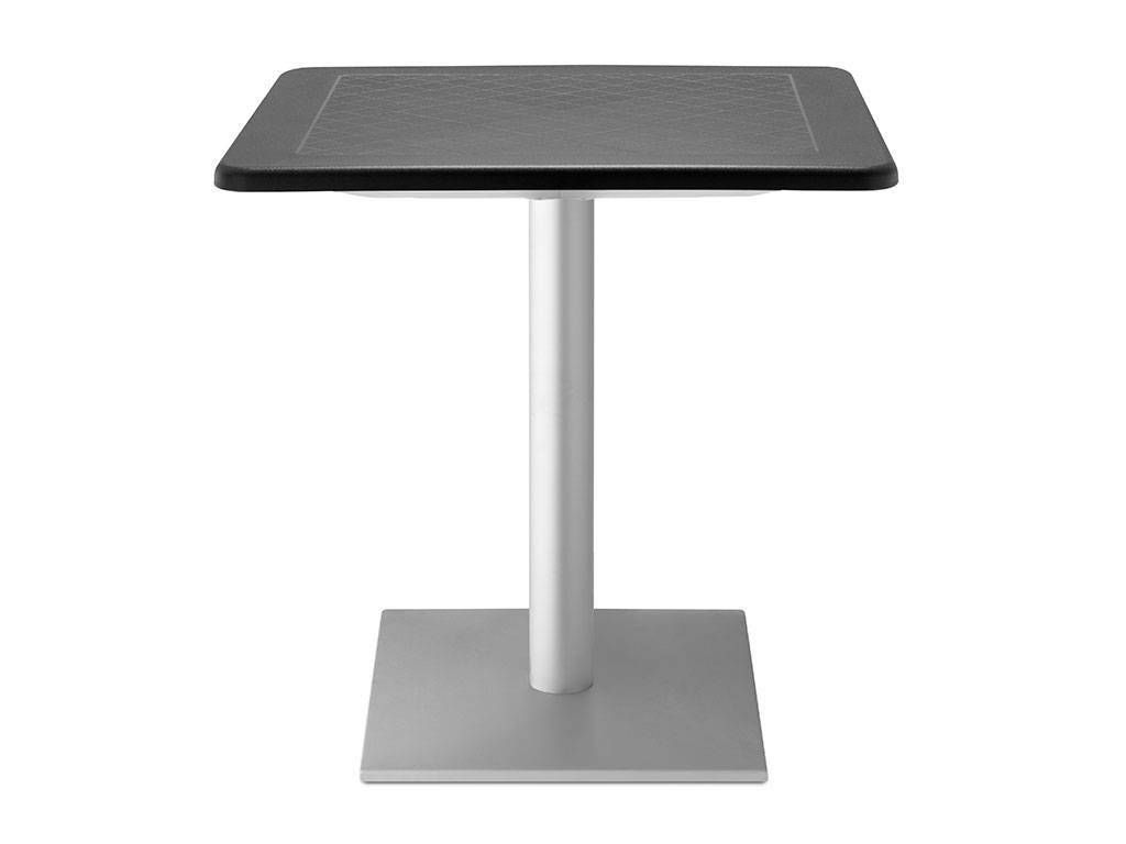 Table Polypropylène Dodo Outdoor Square Little Table 80x80 In Polypropylene