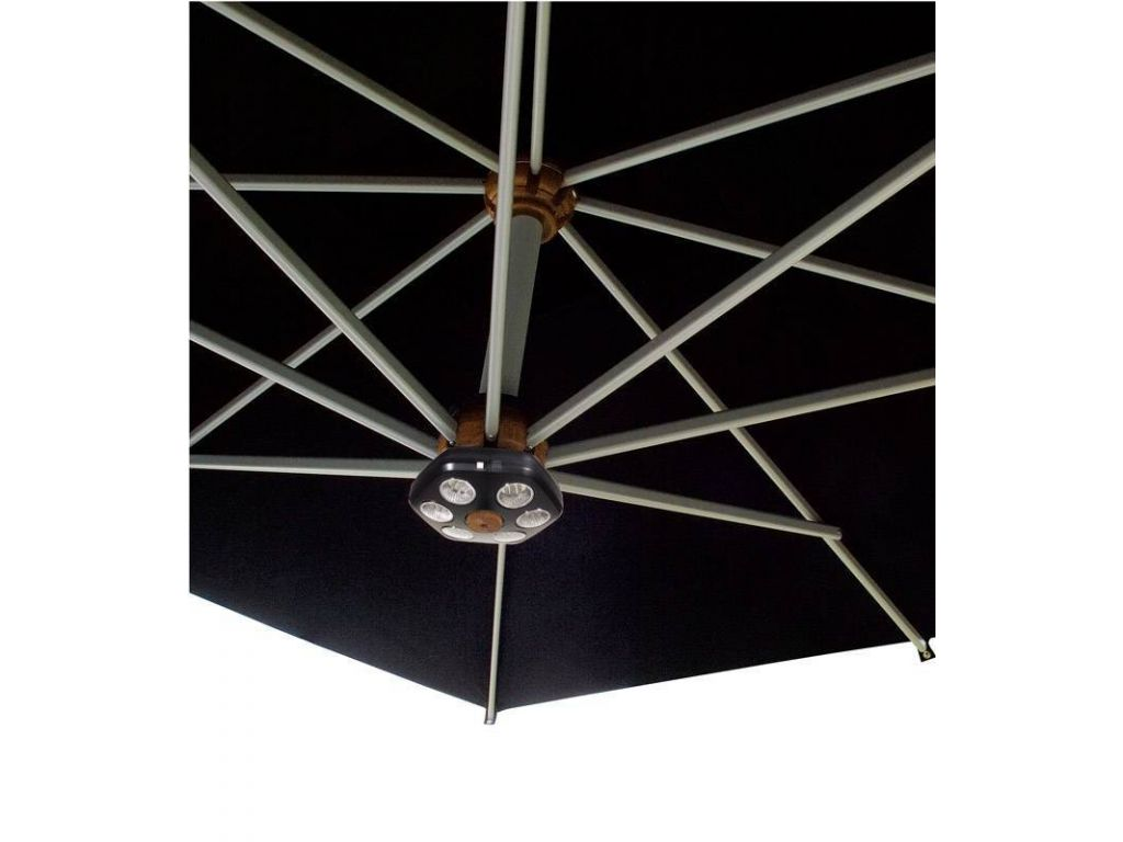 Eclairage Led Parasol New Sole Light éclairage Pour Parasol