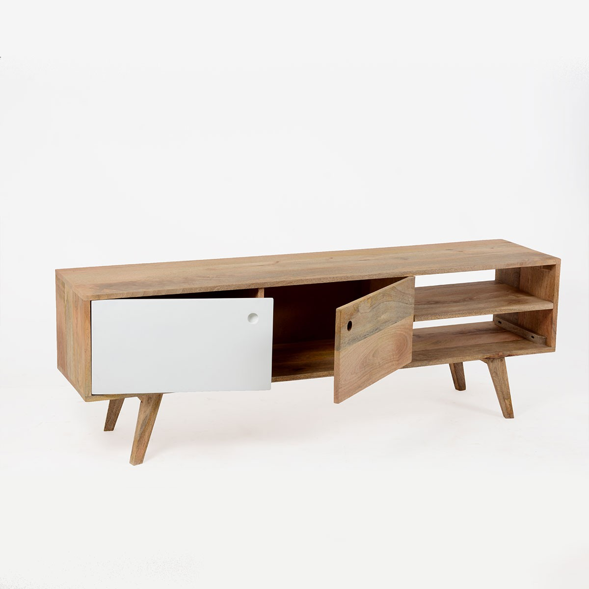 Table De Chevet Nordique Table De Chevet Style Scandinave Infini Photo