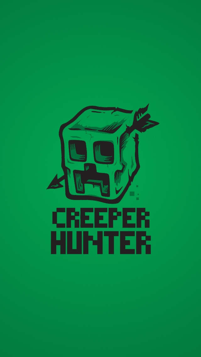 Minecraft Creeper Iphone Wallpaper 25 Incredible Minecraft Iphone 5 Wallpapers Infinigeek