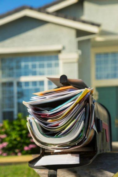 Finding More Time In Your Day \u2013 Get Rid of the Junk Mail! \u003e Infinity