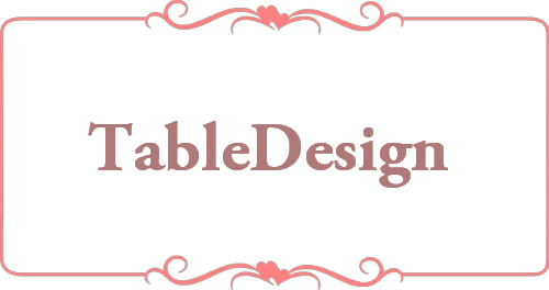 """CSSでつくる綺麗にデザインされたテーブルの数々"""""""