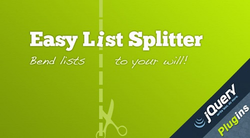 easy-list-splitter