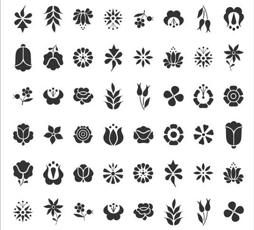 flowerfonts