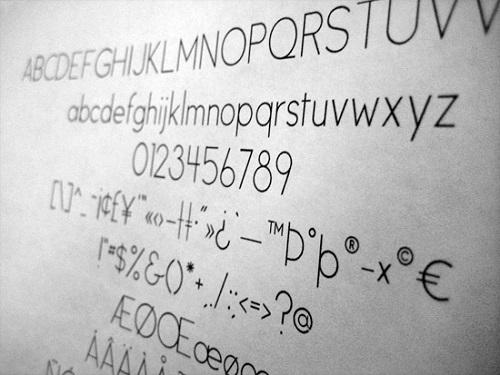 satellite-font