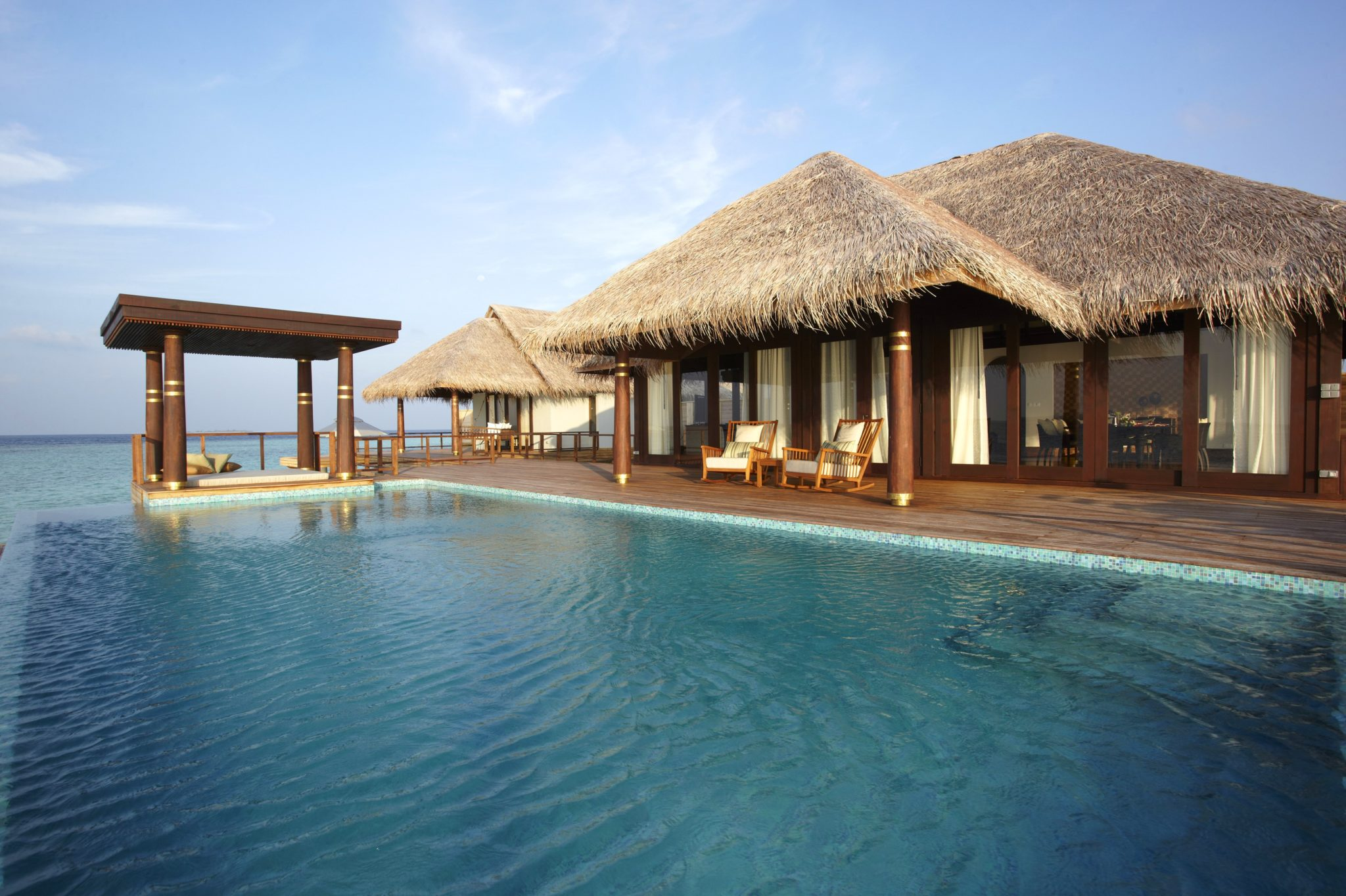 Qualia Jacuzzi Pool Villa Hotels With Private Pools Infinity Pools