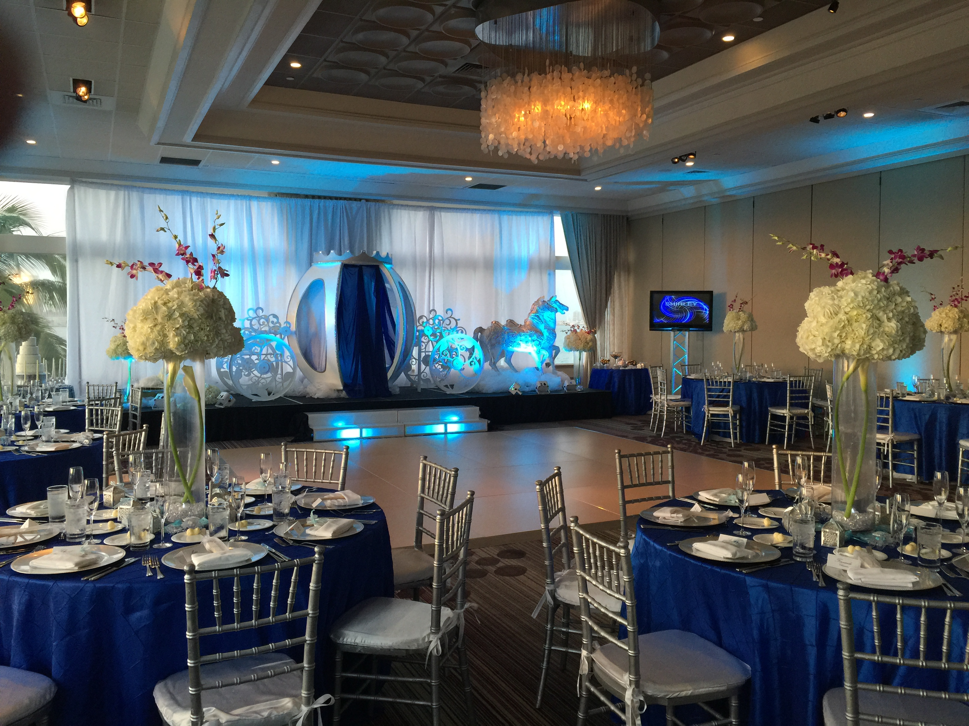 Cinderella Quince Stage Infinity Sound Production