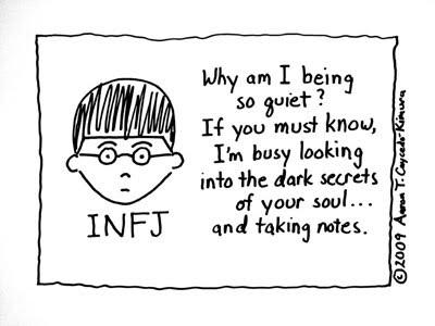 INFJ Personality Test Best INFJ Type Description - INFJ Ramblings