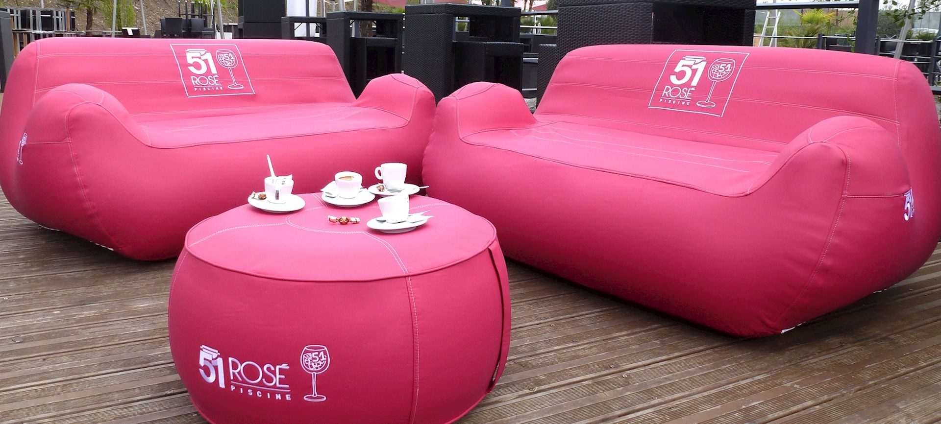 Big Inflatable Couch Inflatable Structures Event Tents Customised Ingenious