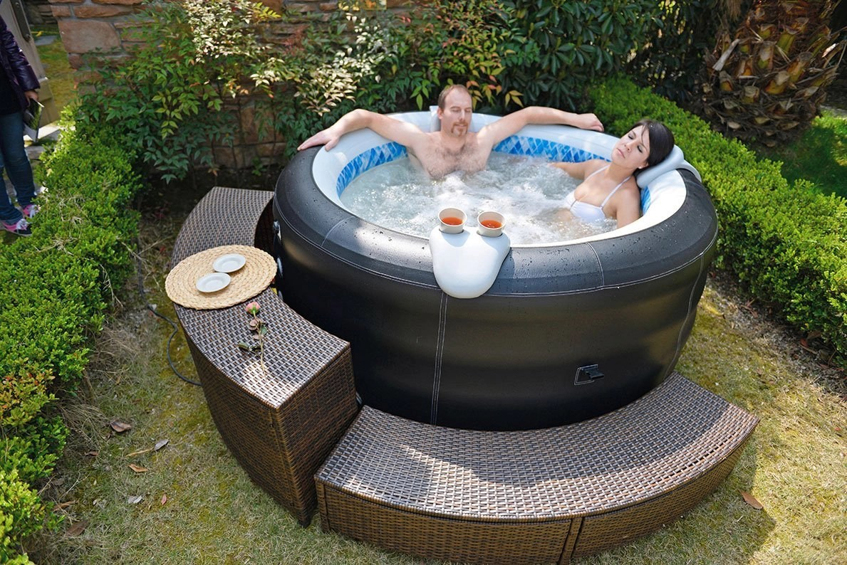 Garten Whirlpool Hot Tub Intex Whirlpool Pure Spa Great Gallery Of Spa Intex Pure Spa Luxe