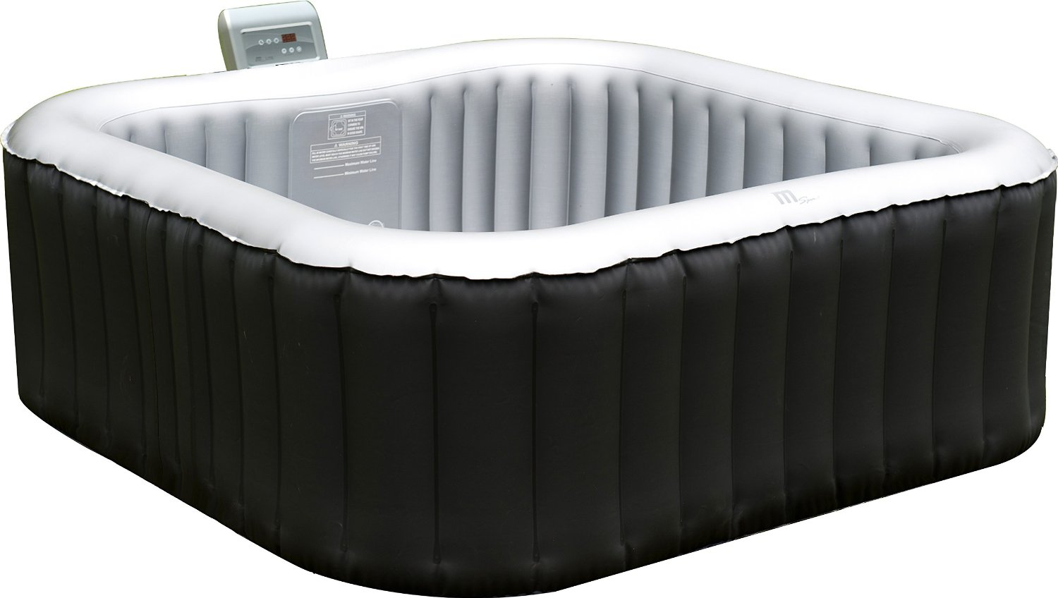 Jacuzzi Pool Aufblasbar Mspa Alpine Inflatable Hot Tub Review Inflatable Hot Tub
