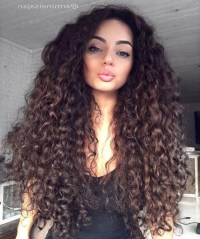 15 Best of Long Hairstyles For Curly Hair