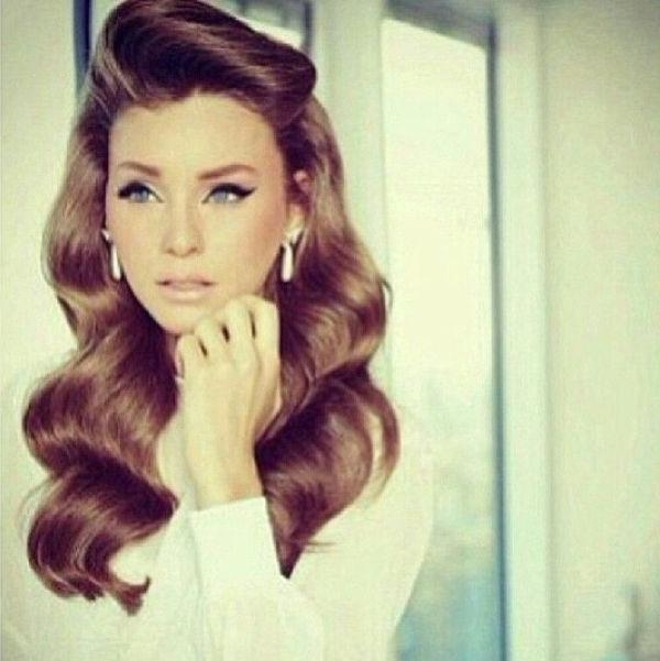 15 Best of Long Hairstyles Pinned Up