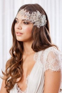 15 Photo of Long Hairstyles Veils Wedding