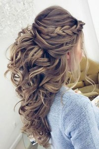 15 Photo of Long Hairstyles Wedding Guest