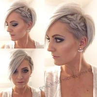 2018 Latest Wedding Hairstyles With Short Hair