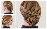 15 Ideas of Braided Hair Updo Hairstyles