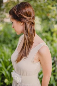 15 Best Collection of Wedding Hairstyles For Thin Straight ...