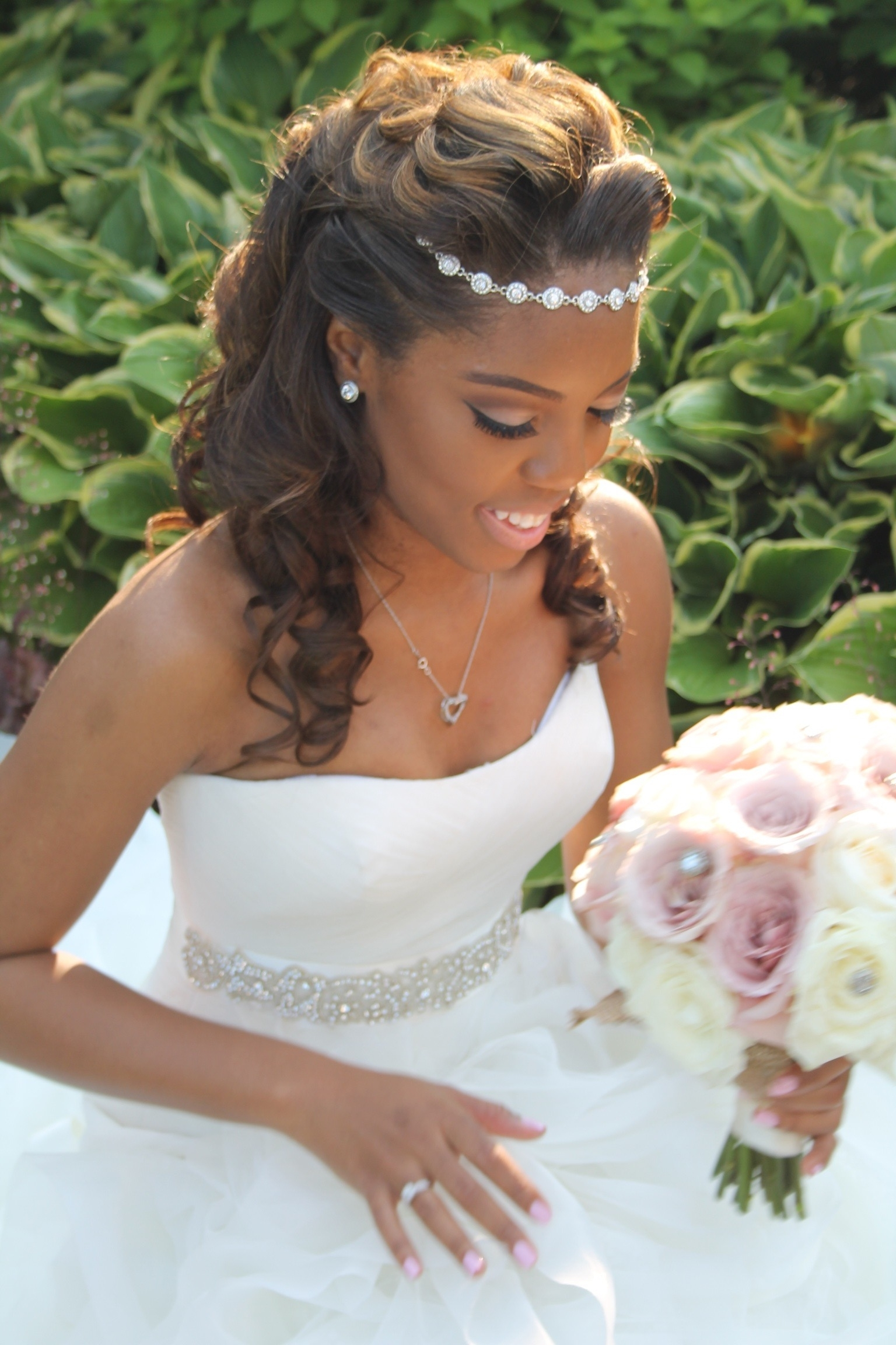 Black Hair Bride Hairstyles 9 Pretty Bridal Hairstyle You Should See