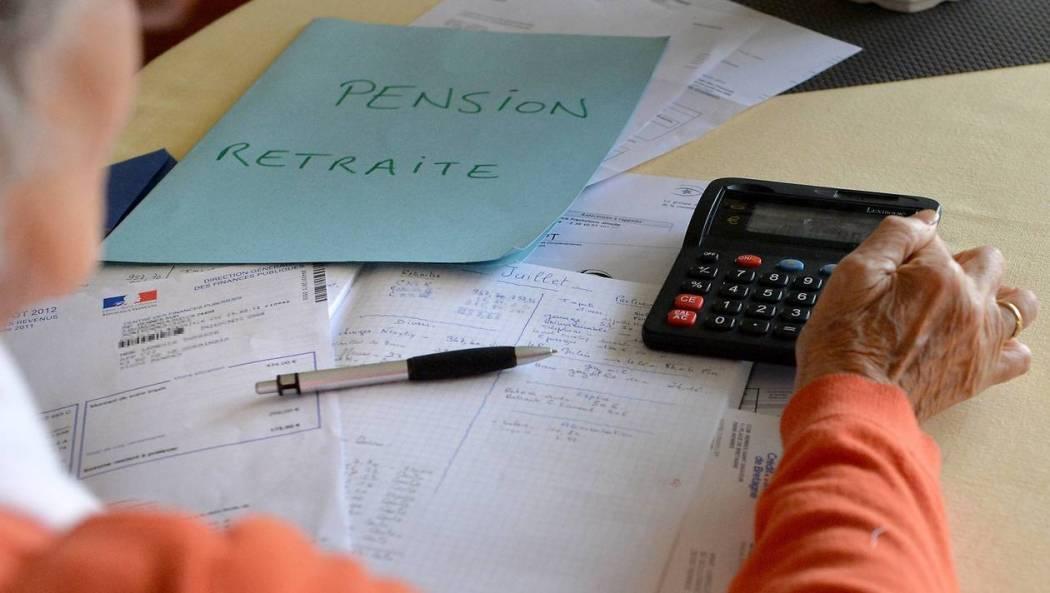 retraites, Impôts et pension de reversion Illustration